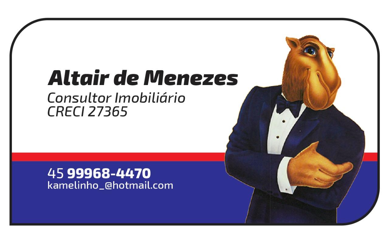 Altair Menezes - Consultor imobiliário