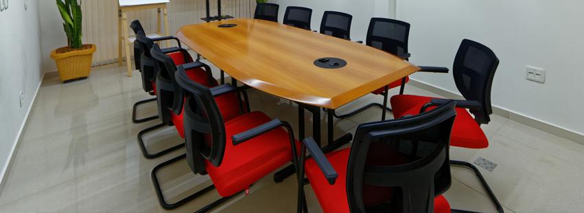 5 Motivos para utilizar uma Sala de Reunião no Coworking
